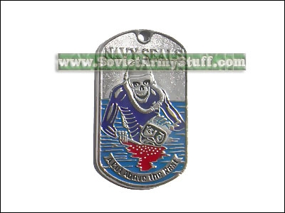 NAVY SEALS A Cut Above The Rest Name Tag