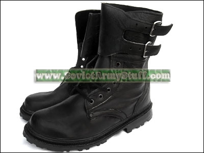 Russian Army Soldier Uniform Boots