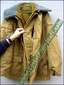08ee367249d Russian Soviet Army Afghanistan War Winter Uniform Jacket   Pants