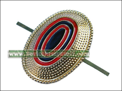 Russian COSSACK Uniform Hat Badge