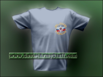 Russian MCHS Emercom Embroidered T-Shirt Rescue Ranger