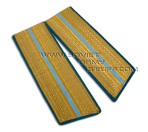 Original Soviet NAVY Naval Aviation Uniform Shoulder Boards