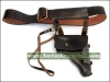 Russian Army Officer Uniform Leather Belt + PM Holster