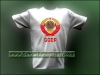 Soviet Insignia Embroidered T-Shirt USSR CCCP