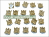 20 x Soviet Russian Army Automobile Insignia Badges Badge