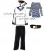 Russian NAVY Sailor Uniform Pants Trousers Fancy Dress Suit