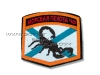 Russian Military NAVY Marine Sleeve Patch Scorpion