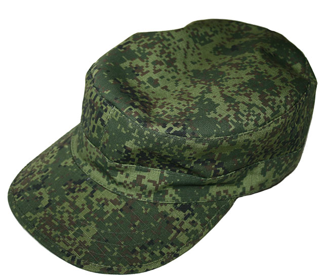Russian Army Uniform Camo Cap Hat Digital Flora pattern