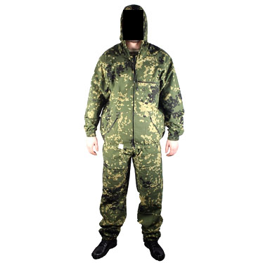Flecktarn-D Camo Summer Suit Jacket Pants