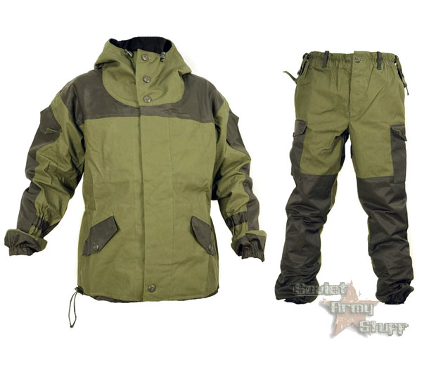 GORKA-3 Russian Military Spetsnaz Mountain BDU Suit